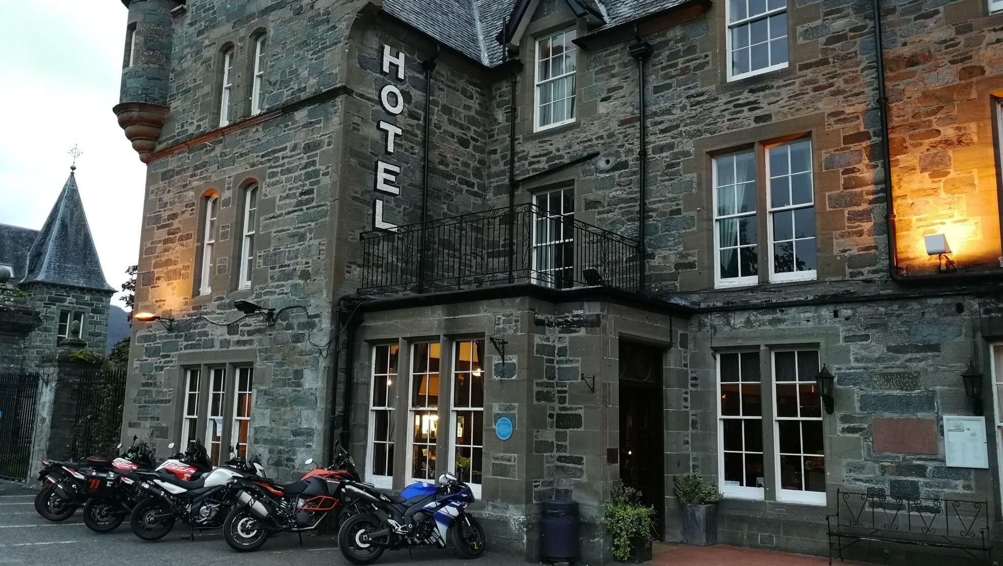 Hotel Birnham